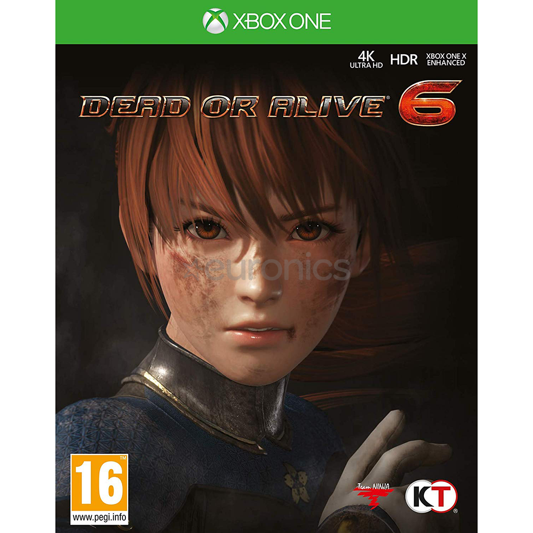 Xbox One game Dead or Alive 6