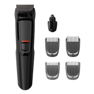 Bārdas trimmeris Multigroom series 3000 6-in-1, Philips
