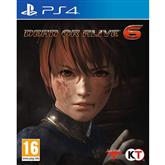 Игра для PlayStation 4, Dead or Alive 6