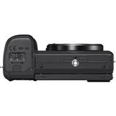 Digitālā fotokamera α6400 + objektīvs 18-135mm, Sony