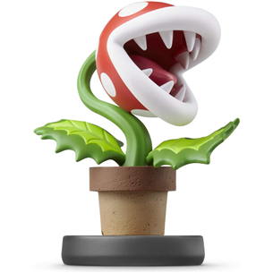 Amiibo Smash Bros. Character - Piranha Plant, Nintendo