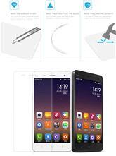 Ekrāna aizsargstikls Tempered Glass priekš Xiaomi Redmi Note 6Pro, Mocco