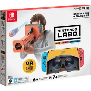 Aksesuāru komplekts priekš Switch Labo VR Starter Kit, Nintendo
