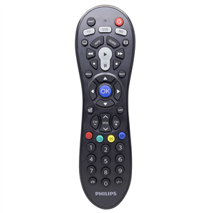 Universal remote control Philips 3in1