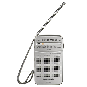 Портативное радио RF-P50D, Panasonic RF-P50DEG-S