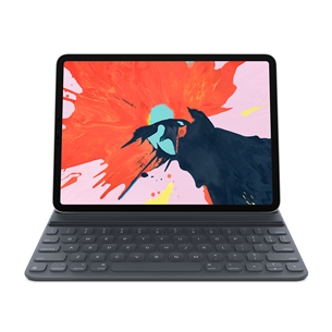 Klaviatūra Smart Keyboard priekš iPad Pro 11, Apple / RUS