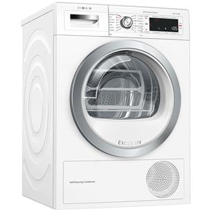 Сушильная машина Bosch / объем: 8 кг