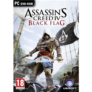 Spēle priekš PC, Assassins Creed IV: Black Flag