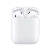 Austiņas AirPods 2 + bezvadu uzlādes kārbiņa Wireless Charging Case, Apple