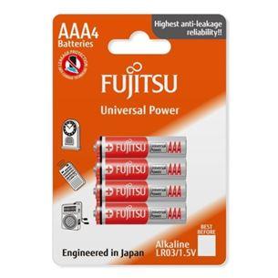 Baterija AAA, Fujitsu / 4 gab