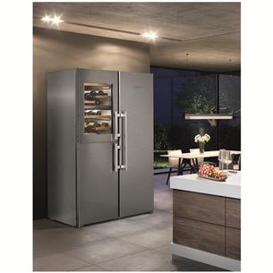 Refrigerator Side-by-Side PremiumPlus, Liebherr (185 cm)