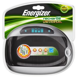 Lādētājs Universal, Energizer