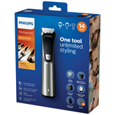 Bārdas trimmeris Multigroom 7000 series 14 in 1, Philips