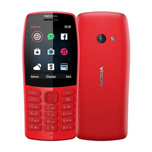 Мобильный телефон 210, Nokia / Dual SIM NOKIA210DSSRED