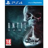 PS4 game Until Dawn