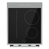 Elektriskā plīts ar indukcijas virsmu, Gorenje / platums: 50 cm