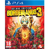 Spēle priekš PlayStation 4 Borderlands 3 Deluxe Edition