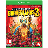 Xbox One game Borderlands 3 Deluxe Edition