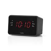 Часы-радио CLAR002BK, Nedis