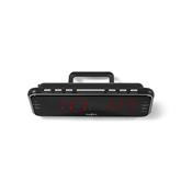 Часы-радио CLAR004BK, Nedis