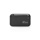 Portable radio RDFM2200BK, Nedis