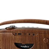 Radio RDFM5300BN, Nedis
