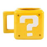 Krūze Super Mario Question Mark