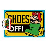 Дверной коврик Super Mario