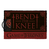 Дверной коврик Game Of Thrones (Bend the Knee)