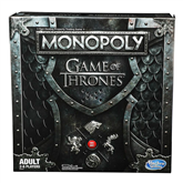 Board game Monopoly - Game Of Thrones