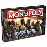 Board game Monopoly - Mass Effect