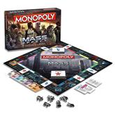 Galda spēle Monopoly - Mass Effect