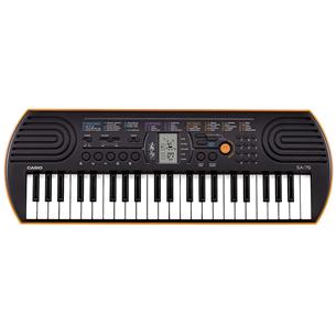 Mini synthesizer Casio SA-76 SA-76H7