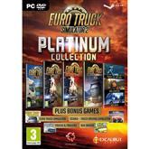 Spēle priekš PC Euro Truck Simulator 2 Platinum Collection