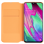 Samsung Galaxy A40 wallet cover