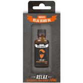 Eļļa bārdas kopšanai Relax, Wahl / 30 ml
