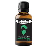 Eļļa bārdas kopšanai Refresh, Wahl / 30 ml