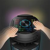 Mūzikas sistēma MHC-V72D, Sony