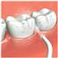 Rezerves zobu starpu tīrītāja uzgalis, Panasonic
