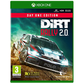 Игра для Xbox One, DiRT Rally 2.0 Day One Edition