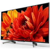 49 Ultra HD 4K LED LCD televizors, Sony