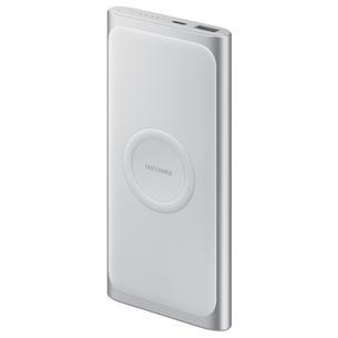 Portatīvais barošanas avots Wireless Battery Pack, Samsung (10000 mAh) EB-U1200CSEGWW