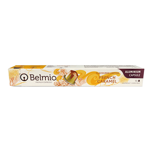 Kafijas kapsulas Caramel, Belmio