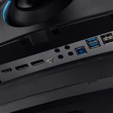 49 ieliekts Dual QHD QLED monitors, Samsung
