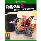 Spēle priekš Xbox One, Rage 2 Collectors Edition