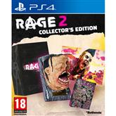 Spēle priekš PlayStation 4, Rage 2 Collectors Edition