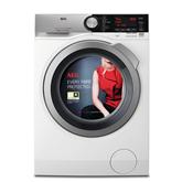 Iebūvējama veļas mazgājamā mašīna, AEG / 8 kg