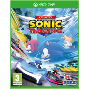 Spēle priekš Xbox One Team Sonic Racing