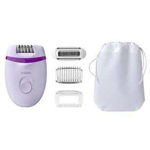 Epilator Philips Satinelle Essential + 4 accessories BRE275/00