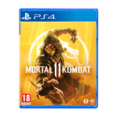 PS4 game Mortal Kombat 11